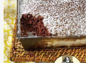 Lenten Mocha Cake