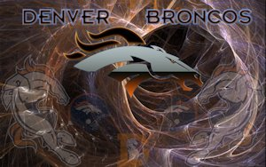 Denver Broncos Wild Wallpaper
