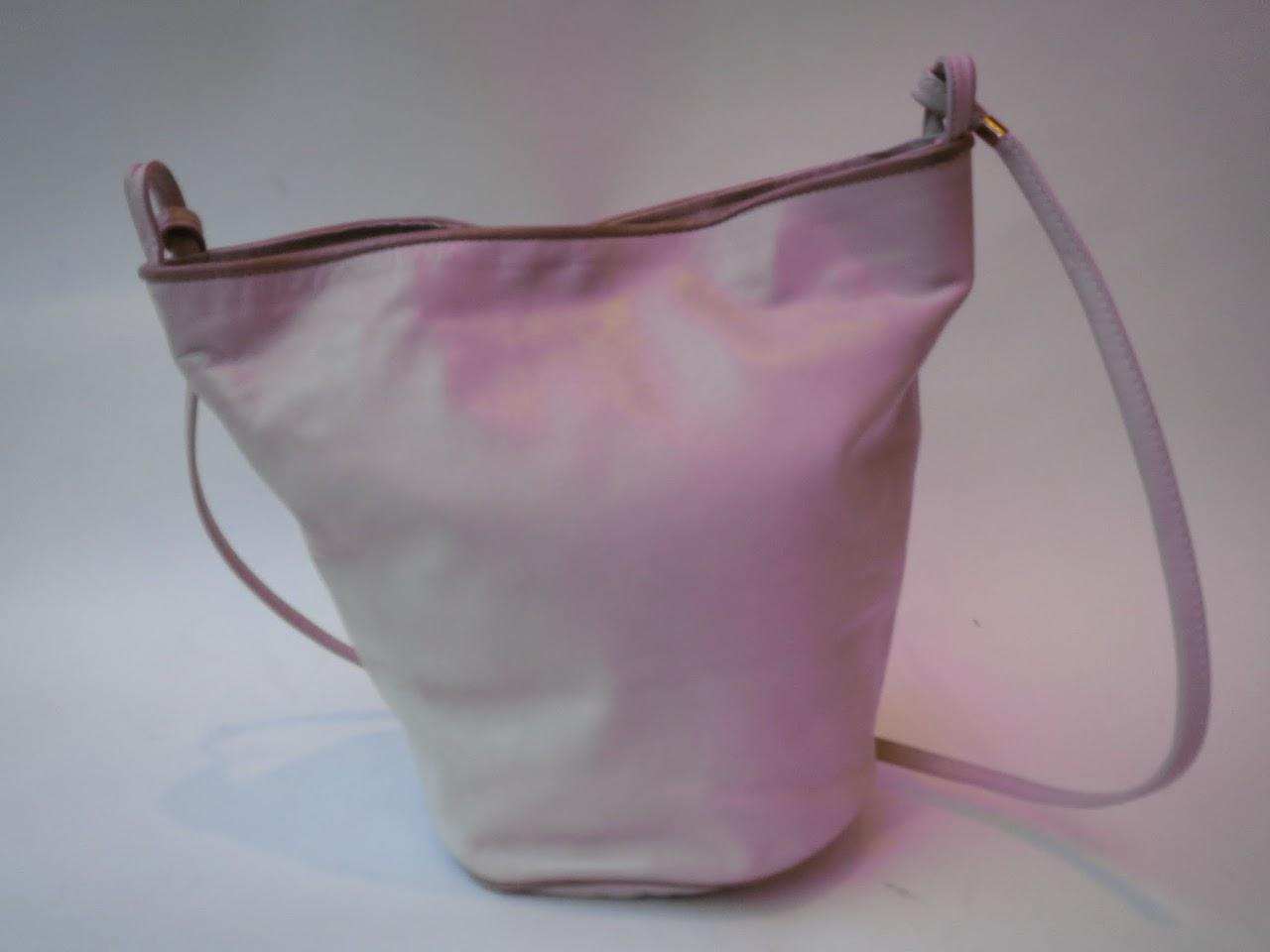 Vintage Bonwit Teller Bucket Bag