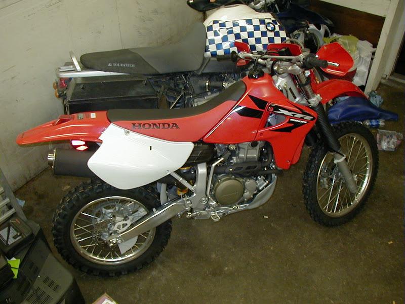 Yet another Motohead... XRnBMW