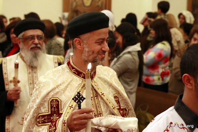 Rites of receiving Fr. Cyril Gorgy - _MG_0957.JPG