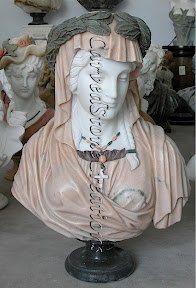 Busts, Ideas, Interior, Marble, Statues
