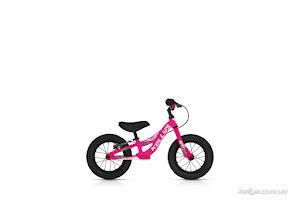 Біговел Kellys KITE 12 RACE NEON рожевий