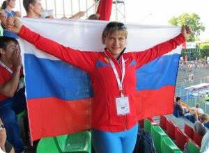 Тверскую область на чемпионате Европы по легкой атлетике представит Олеся Свиридова