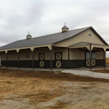 2014 Building of the Year - Horse Barn