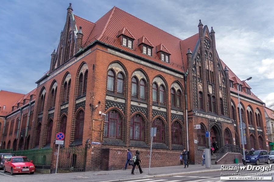 Spacer po Wałbrzychu - Budynek Poczty