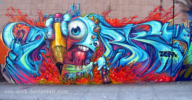 Graffiti Words Coloring Pages For Teenagers