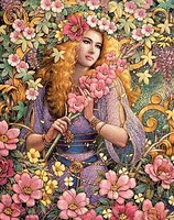 Goddess Maia Image