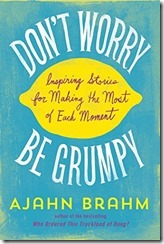 Don't worry be grumpy book