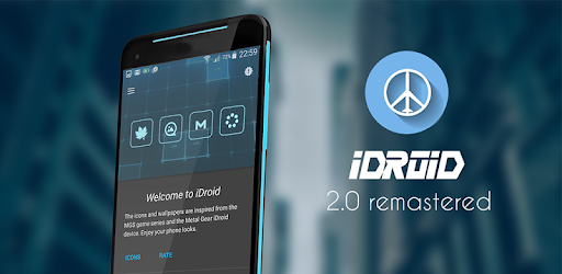 iDroid - Icon Pack Remastered - Apps on Google Play
