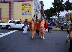 Paseo Colòn, Vrinda Ashram Mission Mandir
