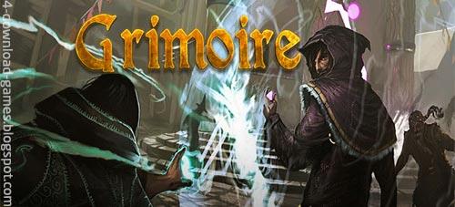 غلاف قتال السحرة Grimoire: Manastorm