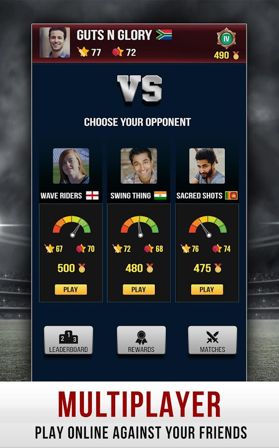 Hitwicket™ T20 Cricket Game 2018- screenshot
