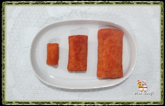 Rissoles de queijo e presunto 5