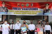 Selama Januari Sampai Oktober, Polda Banten Ungkap 108 Kasus Penyalahgunaan Obat Terlarang