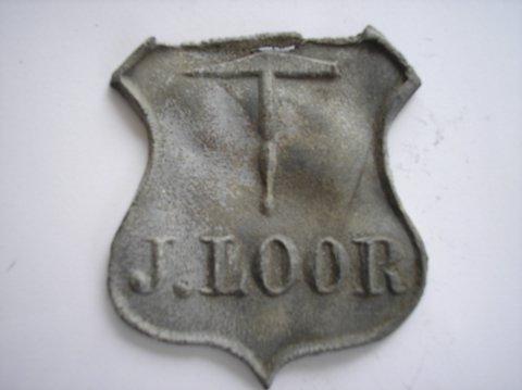 Naam: J. LoorPlaats: GroningenJaartal: 1800