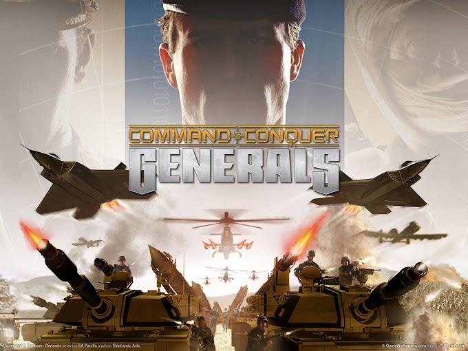 [Oyun] Command & Conquer: Generals İncelemesi