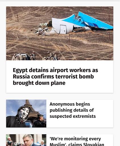 world News keep informed