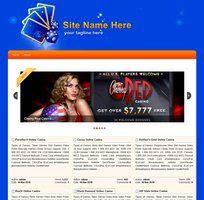 Online Casino Template 951
