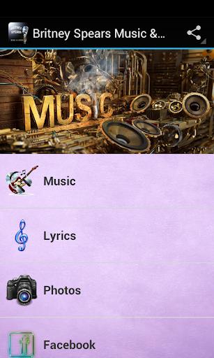 Britney Spears Music Lyrics