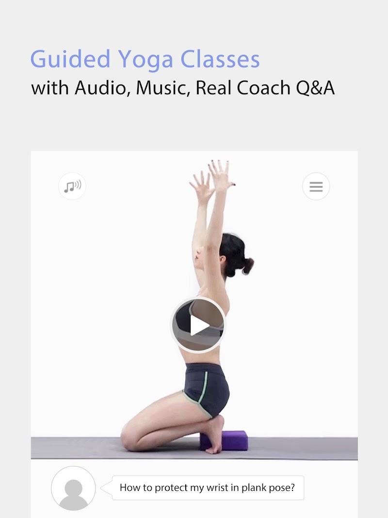 Daily Yoga - Yoga Fitness Plans Screenshot 14