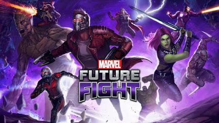 Marvel Future Fight - Segunda Capa