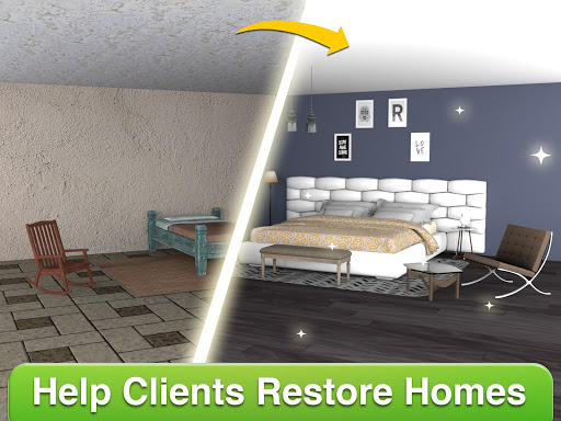 My Home Makeover - Design Your Dream House Games screenshots 2