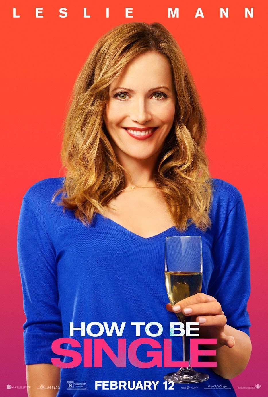 How To Be Single Leslie Mann Poster