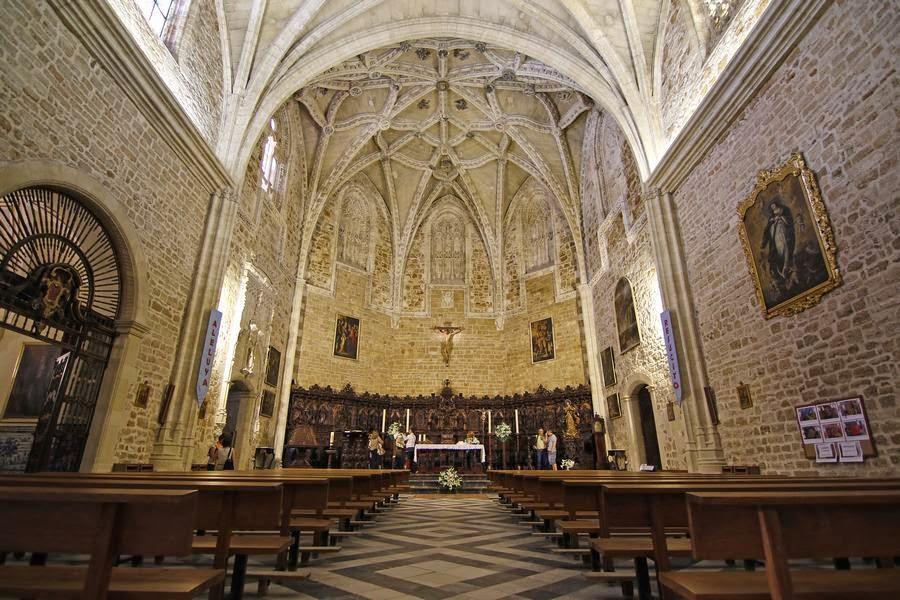 Iglesia Nuestra Señora de la O de Rota Cádiz