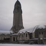 Gebeinhaus von Verdun. Hier lagern die sterblichen �berreste von rund 130'000 unbekannten Soldaten