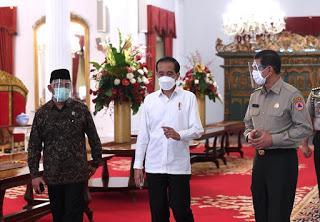 Presiden Sebut Pencegahan dan Mitigasi Kunci Utama Kurangi Risiko Bencana