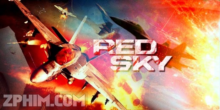 Ảnh trong phim Bầu Trời Đỏ - Red Sky 1