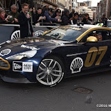 OIC - ENTSIMAGES.COM - DJ Eve and Maximillion Cooper at the  The Gumball 3000 Rally - in London 2nd May 2016 Photo Mobis Photos/OIC 0203 174 1069
