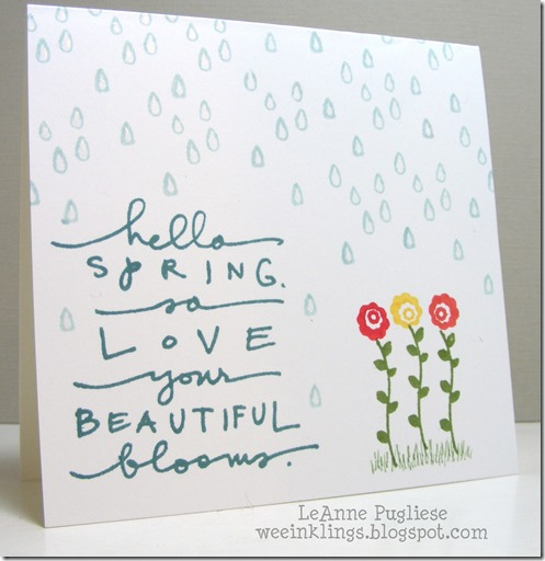 LeAnne Pugliese WeeInklings Beautiful Blooms