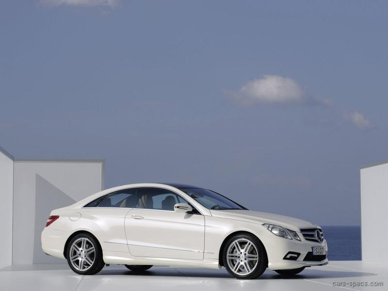 2010 mercedes benz e class coupe specifications pictures for Mercedes benz s class 2010 price