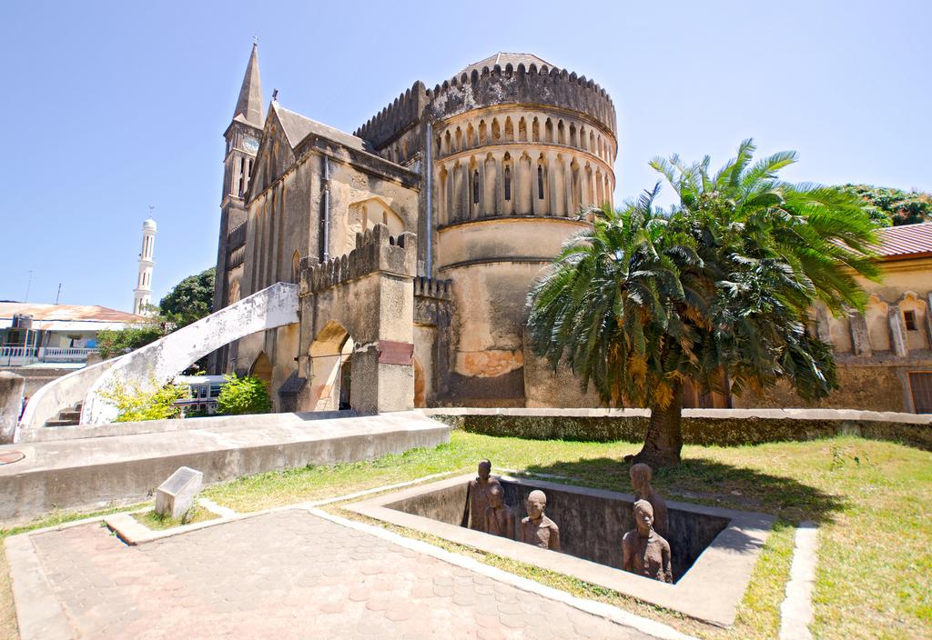 Slave Market, Stone Town, Zanzibar, Tanzania