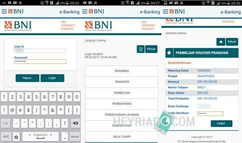 Panduan lengkap cara memakai aplikasi BNI experience untuk melaksanakan transaksi intern Cara Menggunakan Aplikasi BNI Experience di Android