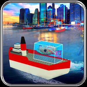Transporter Ship Shark Aquarum