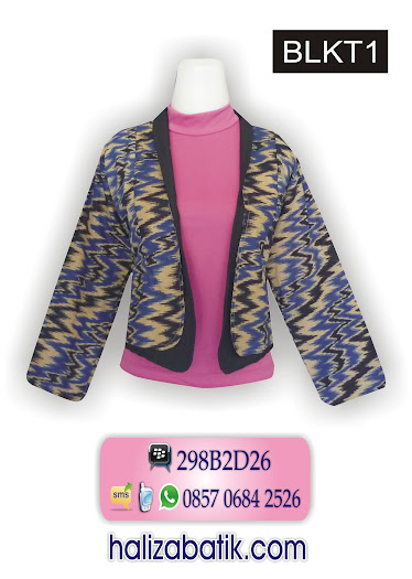 grosir batik pekalongan, Baju Batik, Baju Batik Modern, Busana Batik