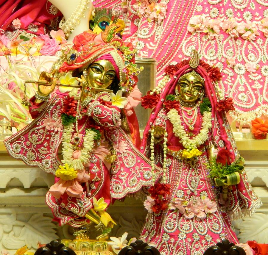 ISKCON Pune NVCC Deity Darshan 08 Jan 2017 (5)