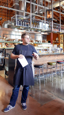 In the Kitchen with Chef Owner Troy MacLarty of Bollywood Theater