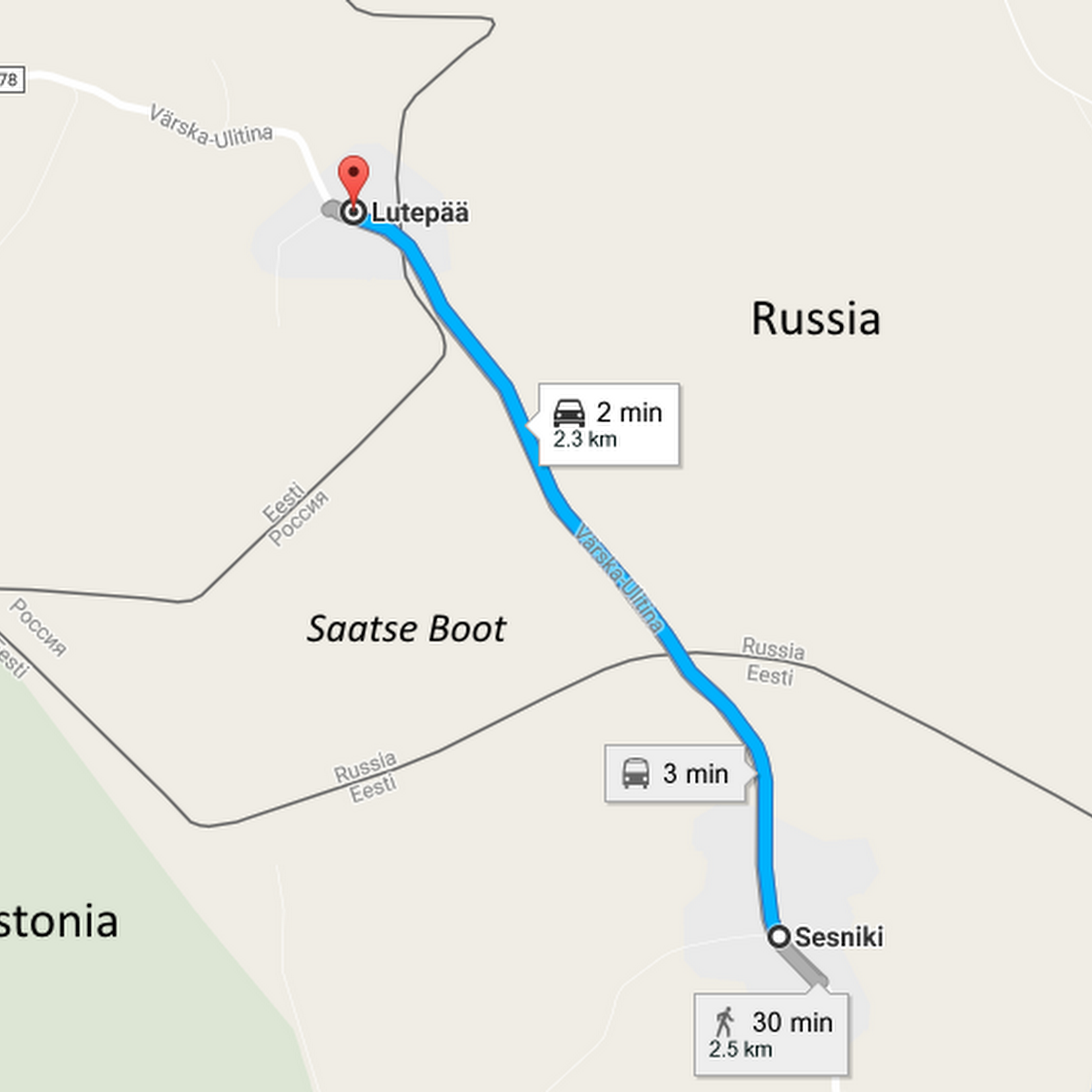 Saatse Boot: A Russia-Estonia Border Anomaly