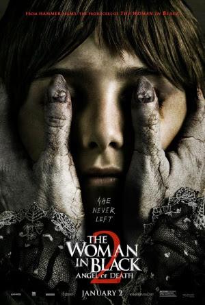 Filme Poster A Mulher de Preto 2: Anjo da Morte HDRip XviD & RMVB Legendado