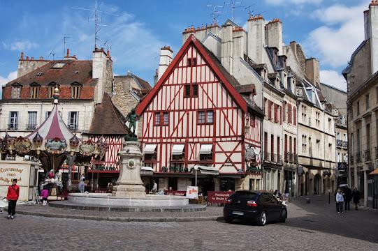 Dijon (Дижон) Бургундия: путеводитель по Бургундии, достопримечательности, города