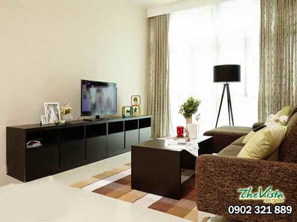 giá thuê hợp lý căn hộ the vista q2