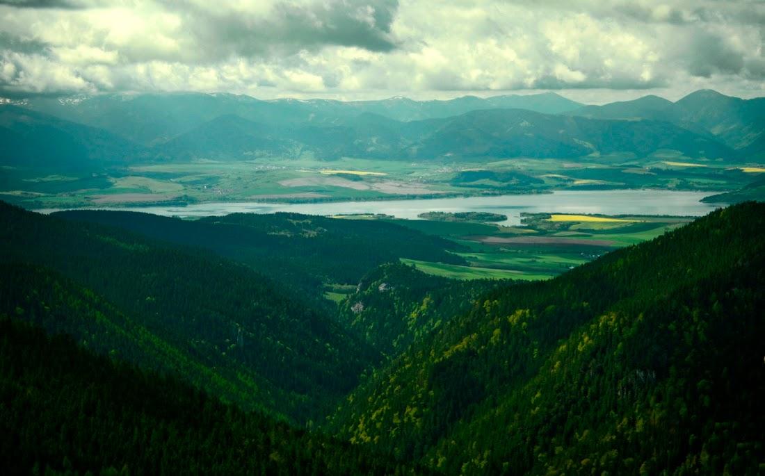 Liptowska Mara i Niżne Tatry