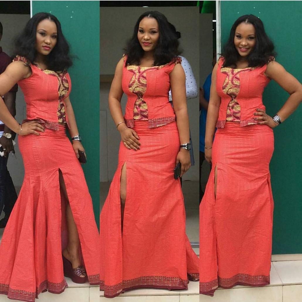 latest aso ebi styles for nigerian ladies 2016