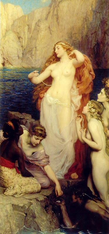 Greek Goddess Aphrodite, Gods And Goddesses 3