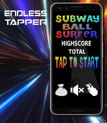 Subway Ball Surfer : Free Tap Game Studios 0.1 screenshots 1