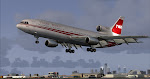 TWA L1011 arriving Philadelphia from LAX